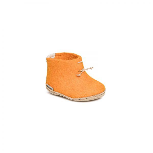 Glerups Støvle Barn - Orange